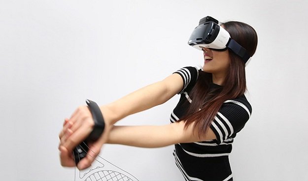 VR Motion Controller