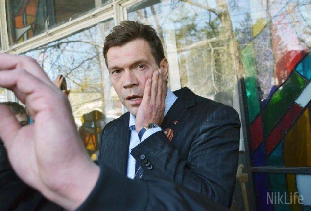 Кто избил Олега Царева в Москве?