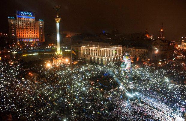 Maidan, Ukraine, Kyiv