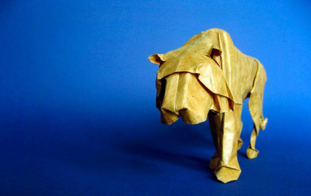 паперовий тигр