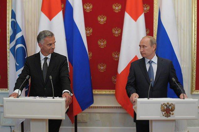 Дидье Буркхальтер: Владимир, за ваши деньги я знаю. А где российские?