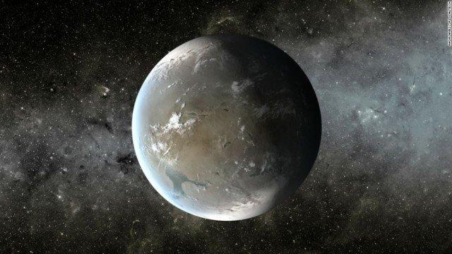 Планета виявлена Кеплером