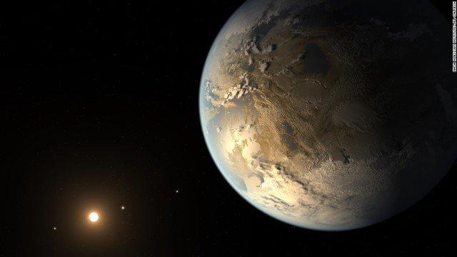 Перша планета придатна для життя