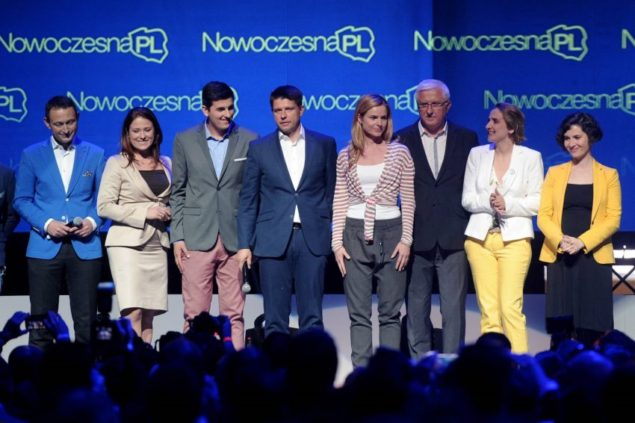 Novoczesna Party Congress