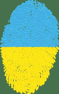 Украинский след