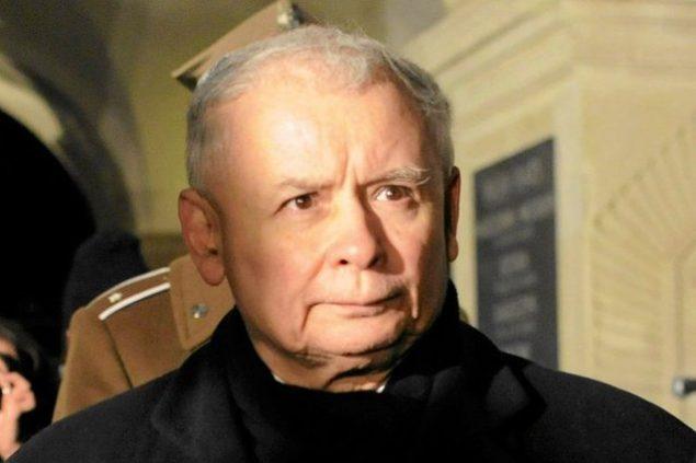 Jarosław Kaczyński, the Grey Eminence