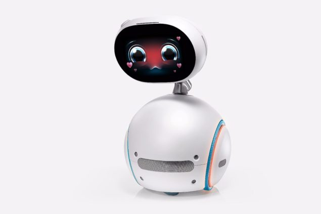 Asus Zenbo смішний домашній робот за $ 599