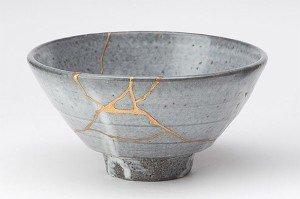 Кінтсуджі - мистецтво розбитої кераміки