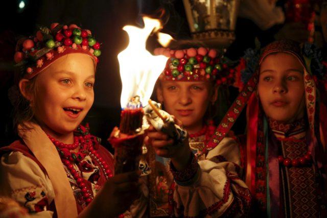 Українські діти
