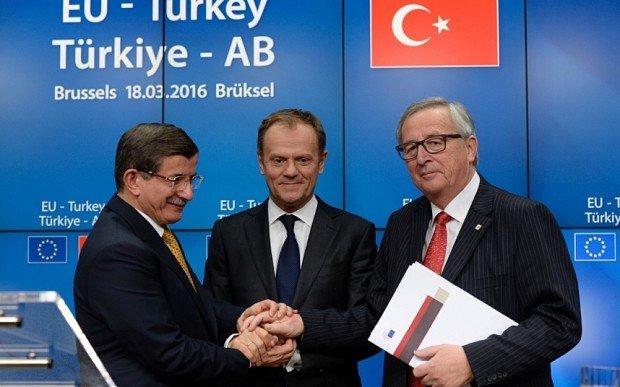 Turkey will still go Europe:)