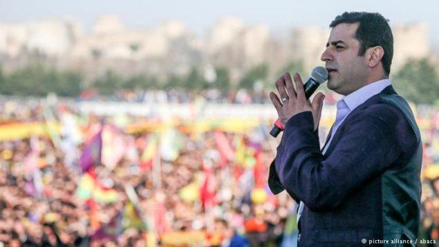HDP leader Selahattin Demirtaş
