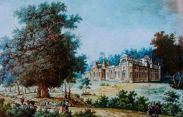 Палац Румянцева