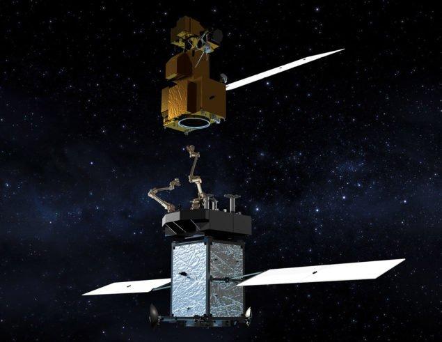 NASA створює роботизований космічний корабель, який зможе дозаправляти супутники