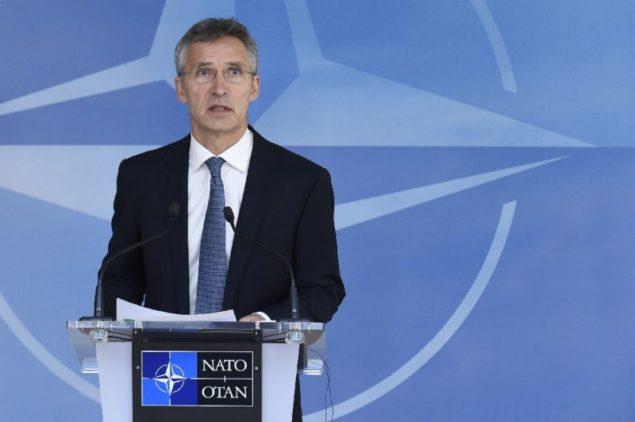 НАТО вимагає від Росії вивести війська з України