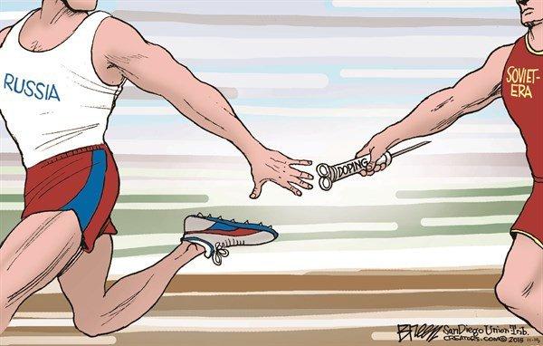 Преемственность российского спорта