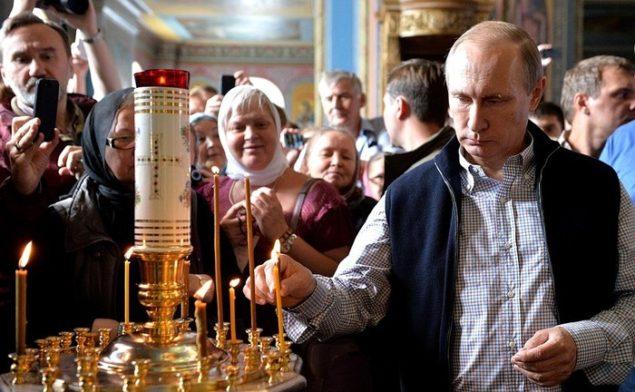 Зачем Путин ездил на Валаам