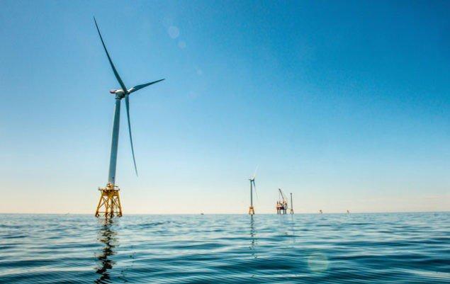Дженерал Електрик будує першу офшорну вітрову електростанцію з турбінами, вдвічі вищими, ніж статуя Свободи