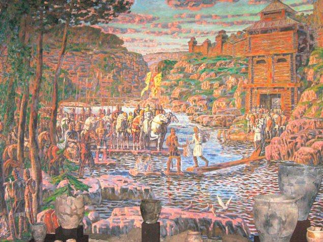Короткий путівник 2016: Історична Київщина — «мала Батьківщина» України (ІІІ)