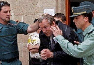 Арест наперсника Путина Геннадия Петрова в Испании, 2008 год