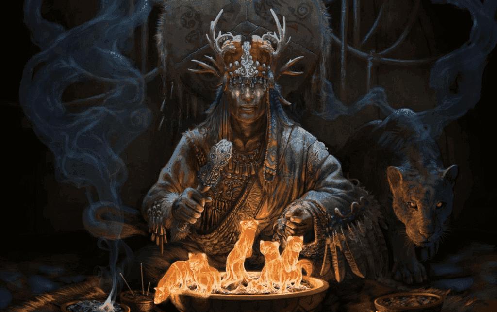 Кінець європейських шаманів