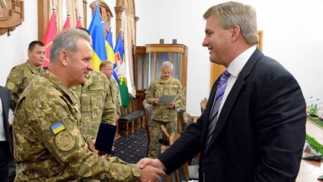 Україна звертається до групи в Тампа для допомоги у створенні нових сил спецоперацій