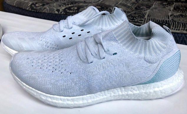 Adidas створив взуття з океанського пластику, яке вже можна придбати