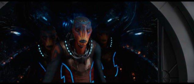 """Перший трейлер """"Валеріан"""" Люка Бессона – науково-фантастична мрія-екшен"""