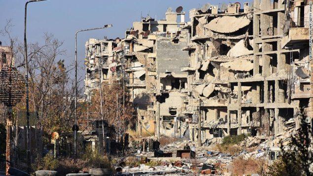 околиці Алеппо