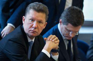У Газпрома закончились деньги
