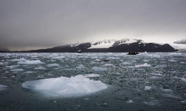 Ми ніколи не спостергали такого низького рівня глобального морського крижаного покриву