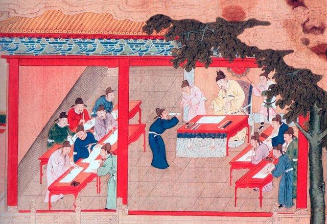 Іспит-у-Китаю