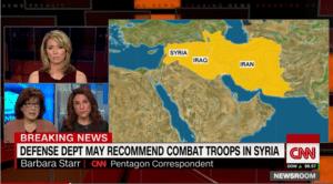 Пентагон може запропонувати відправку сухопутних військ у Сирію