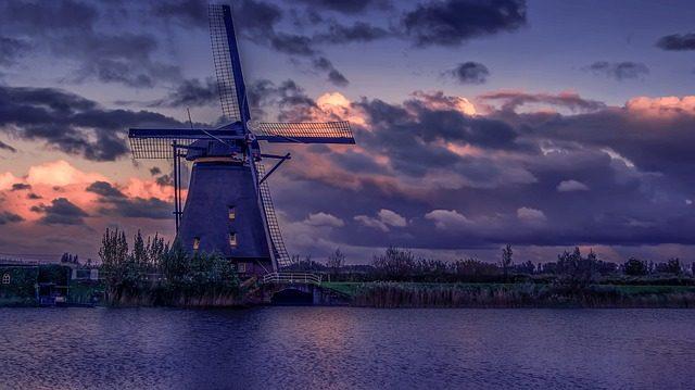 Где-то в Нидерландах