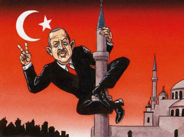 Турция намерена уничтожить экономику Нидерландов