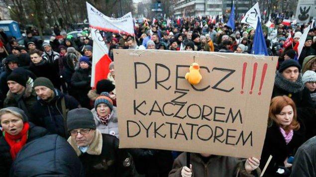 Olga Łabendowicz: 'The Polish Society Seems to Be Awakening'