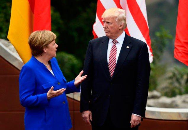 Меркель попереджає: США, Великобританія більше не надійні партнери
