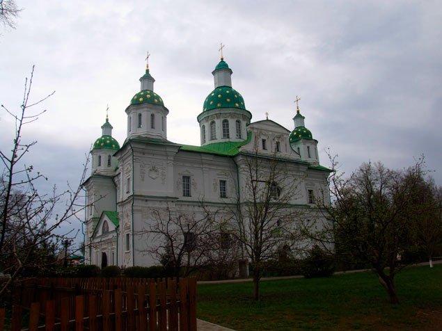 Мандрівки історичною Переяславщиною й Полтавщиною: Подорож 5. Лубни та Мгарський монастир