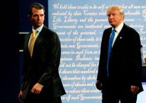 """Wall Street Journal про Трампа і його сина: """"Вони створили очевидність змови"""""""