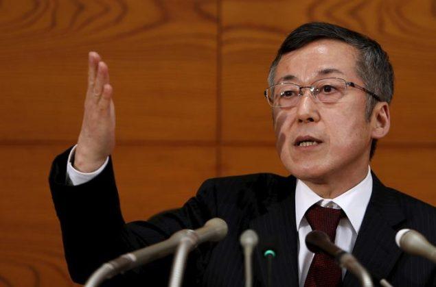 Політик Банка Японії високо оцінює економічну політику Гітлера