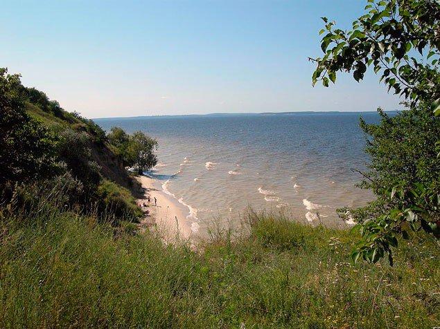 Кременчуцьке море: короткий путівник у віршах