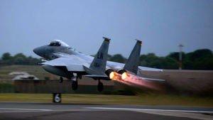 США почнуть місію контролю за повітряним рухом над Балтикою на кордонах РФ
