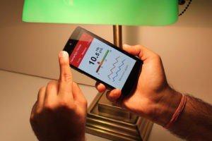 Google бачить майбутнє у мобільному моніторингу здоров`я