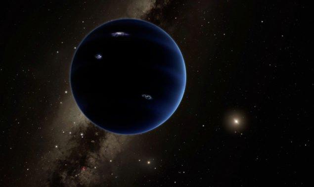 Дев`ята планета існує, НАСА викладає докази