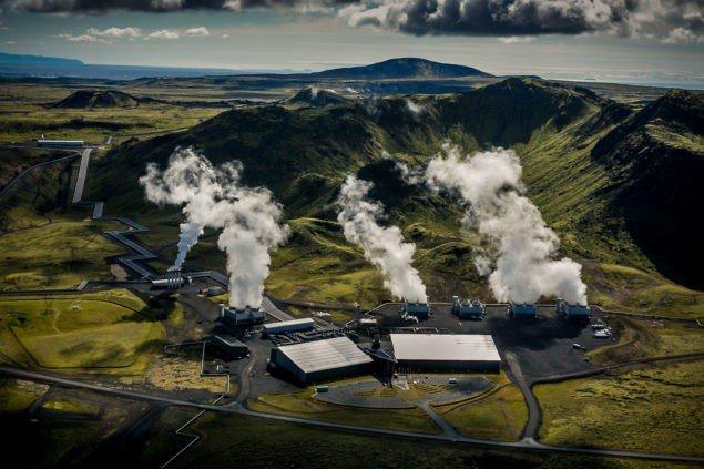 Перша електростанція з від`ємною емісією починає роботу