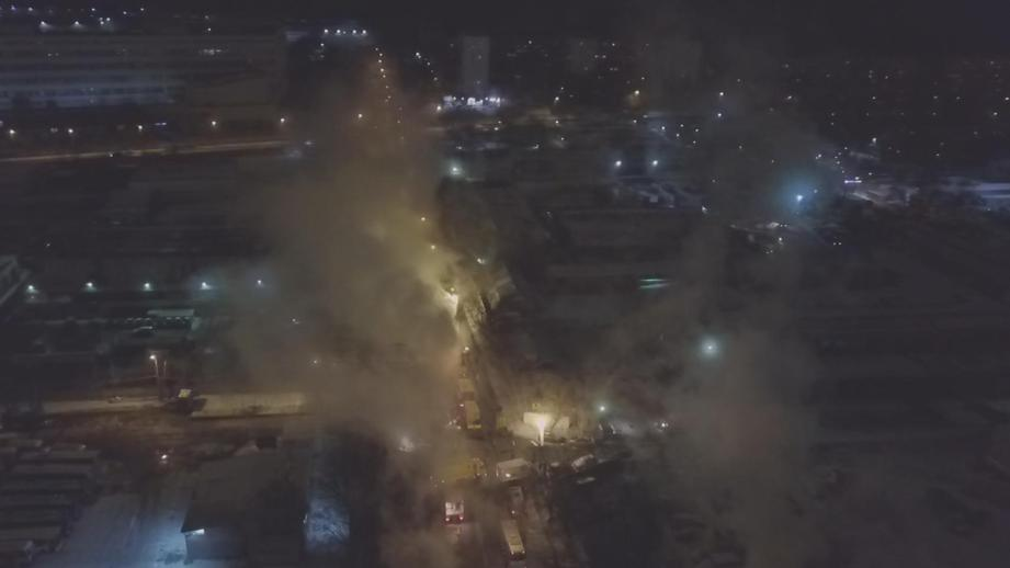 Взрыв ТЭЦ в Москве – ищут диверсантов!