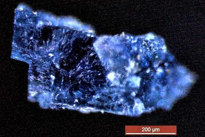 Синій кристал