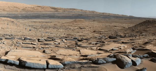 Останні вражаючі фотографії з Марсу