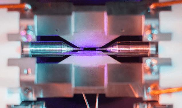 Фото одного атома виграє головний приз у конкурсі на наукову фотографію