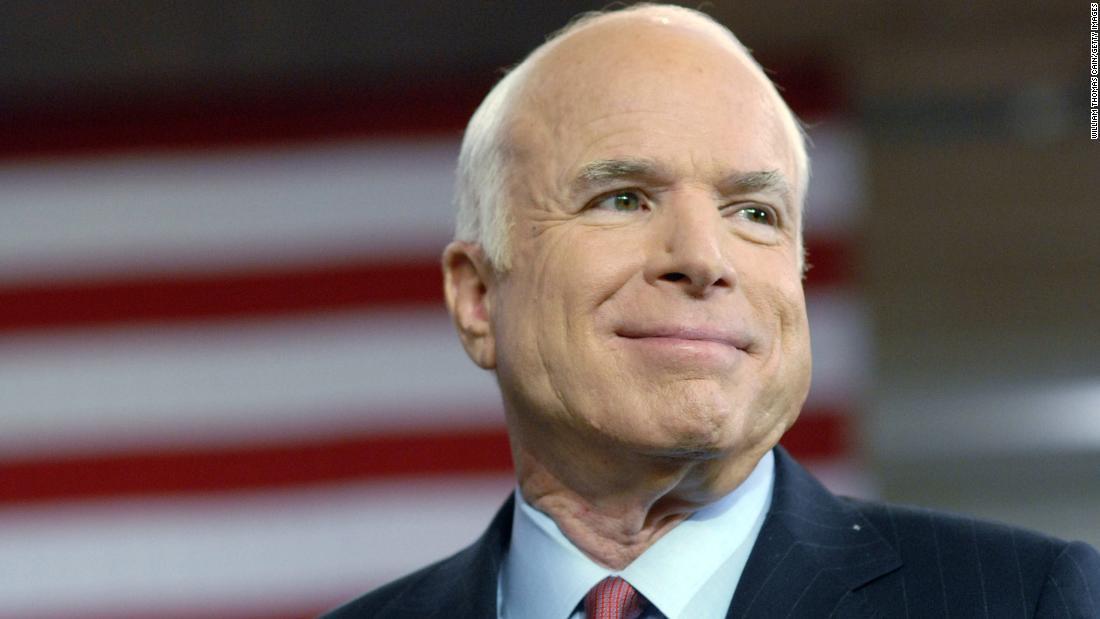 """Сенатор Джон Маккейн про меморандум Нуньєса: """"Ми робимо за Путіна його роботу"""""""