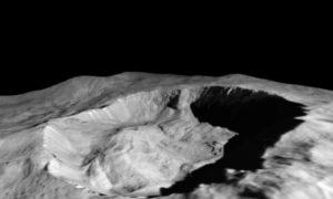 """""""Світанок"""" показує нещодавні зміни на поверхні Церери"""